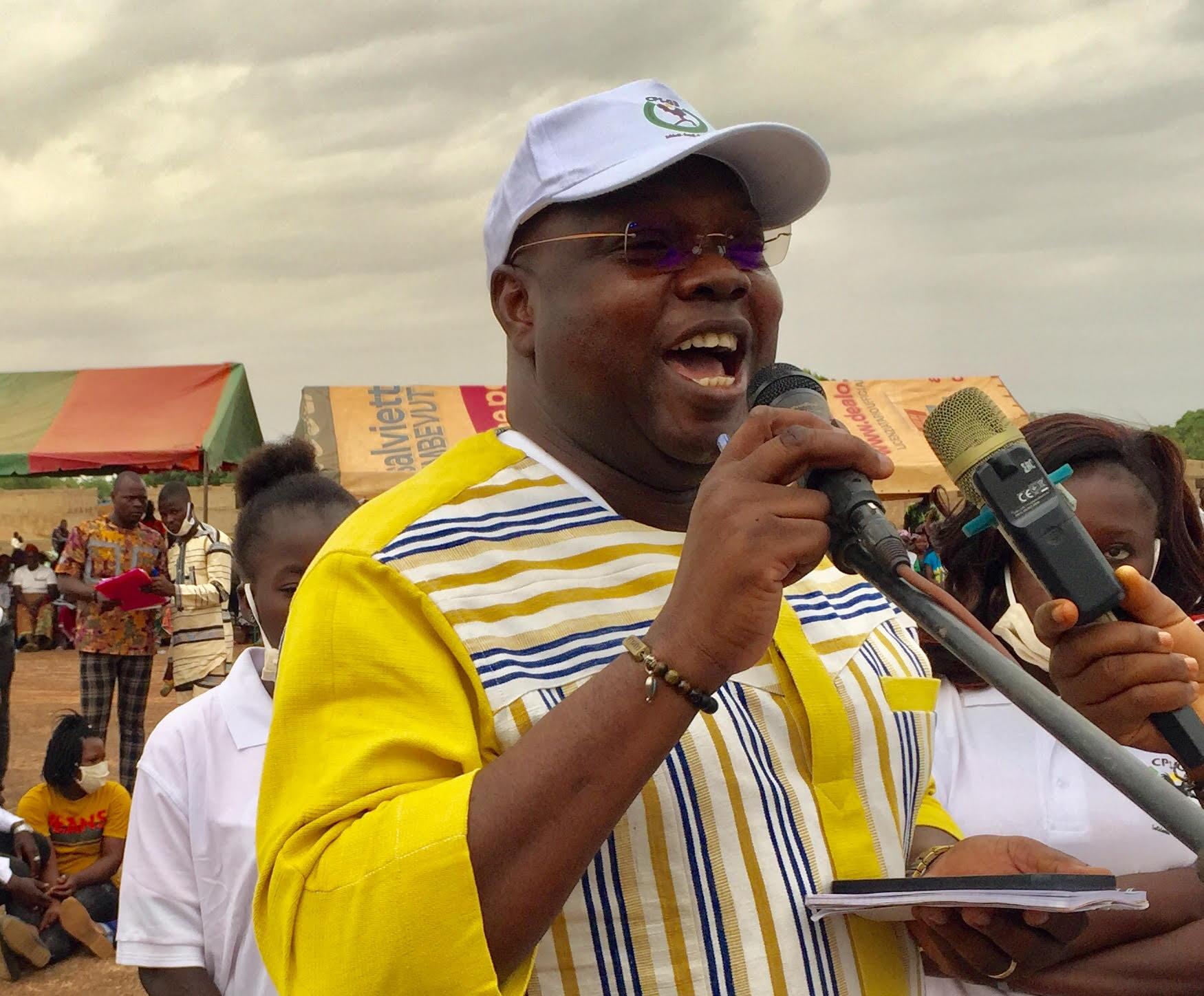 Politique:le retour à la maison de Jérôme Zoma ancien Maire de Koudougou