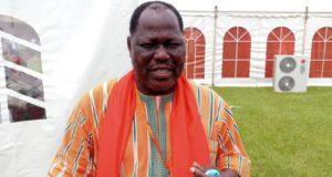 Dr Emile Paré,Membre du bureau exécutif du MPP chargé de la formation politique