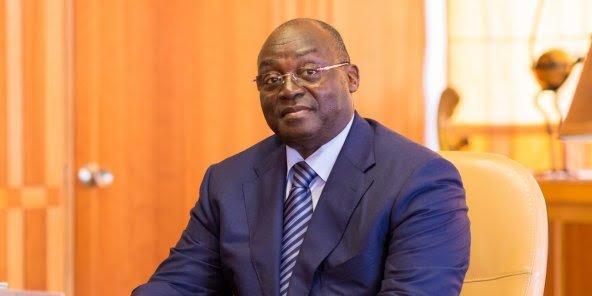 Le gouverneur de la Beceao,Tiémoko Meyliet Koné,Photo Jeune Afrique