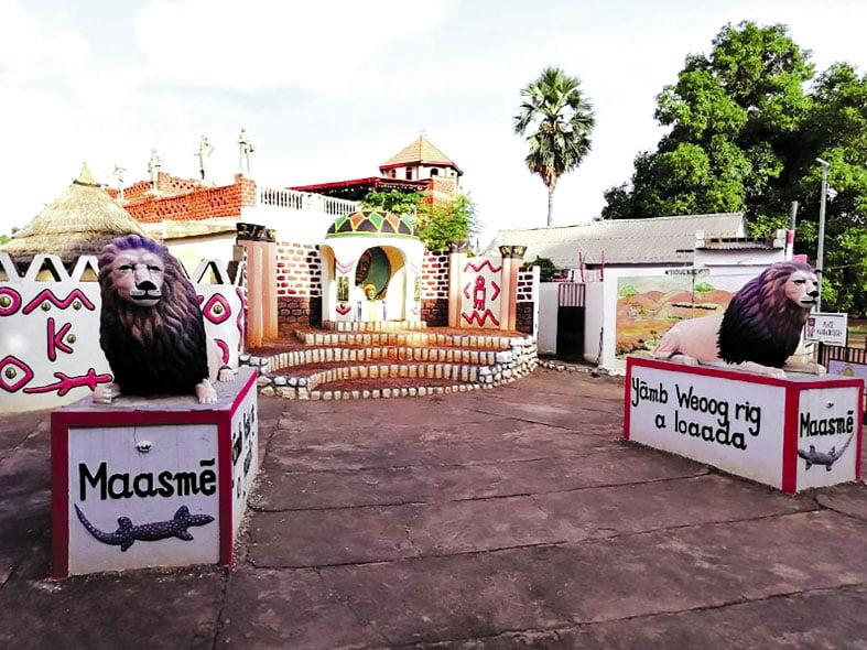Koudougou :Le palais d'Issouka,un conservatoire vivant d'histoire et de traditions