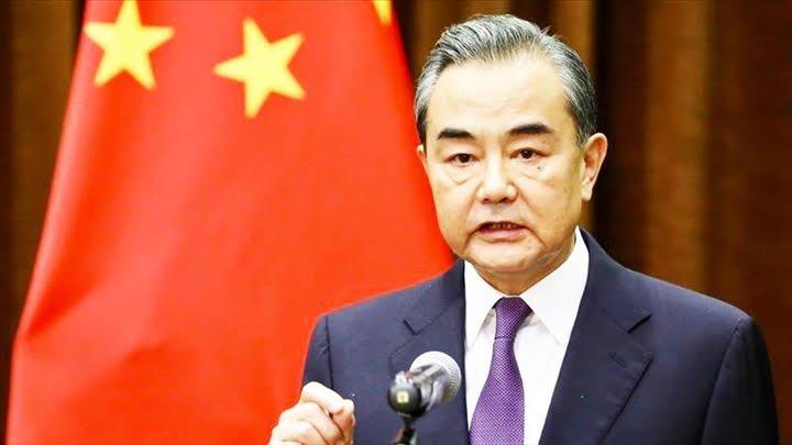 Chine Etats-Unis:Nous nous opposons fermement à la fabrication d'une prétendue « nouvelle guerre froide (Wang Yi, Ministre chinois des Affaires étrangères)