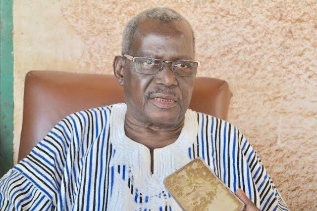L'Archéologue burkinabè,Pr Jean Baptiste Kiethega est décédé mercredi à l'âge de 73 ans
