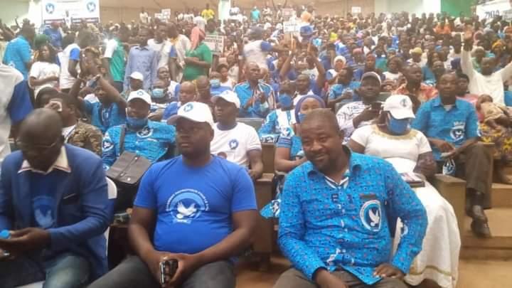 Investiture au MPS : le candidat Yacouba Zida s'adresse par visioconférence à ses militants