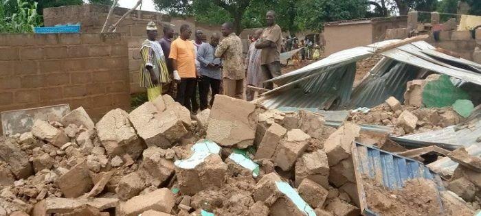 Catastrophes naturelles: 106 228 personnes sinistrées dont 50 052 très vulnérables en besoin d'assistance d'urgences