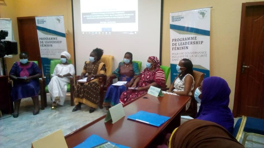 Lutte contre l'insécurité dans le Sahel : les femmes apportent leurs contributions