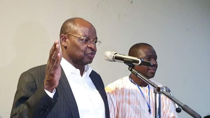 Football : boycott du championnat burkinabè, Lazare Banssé tacle Amado Traoré