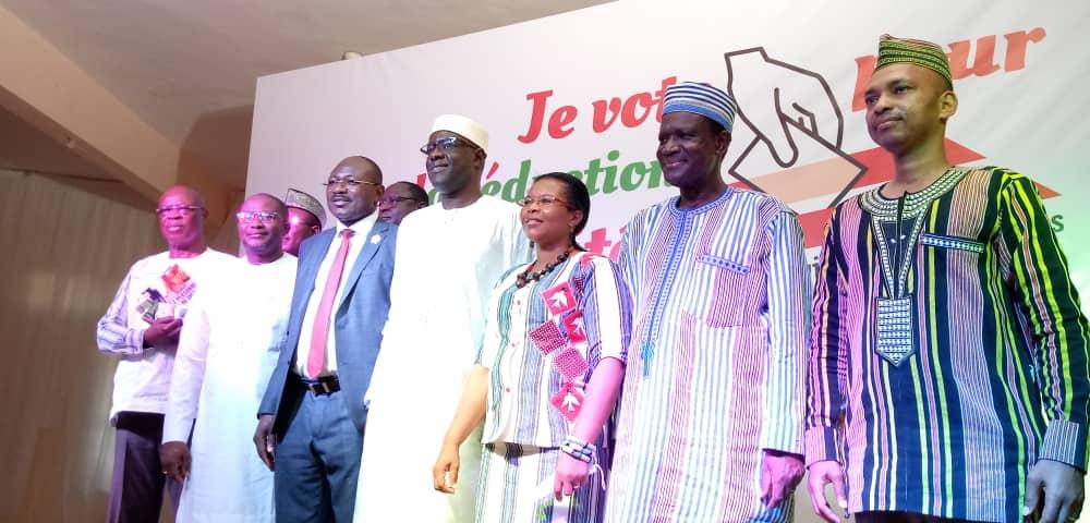 Présidentielle 2020: dix candidats s'engagent à intégrer les inégalités dans leur programme de gouvernance