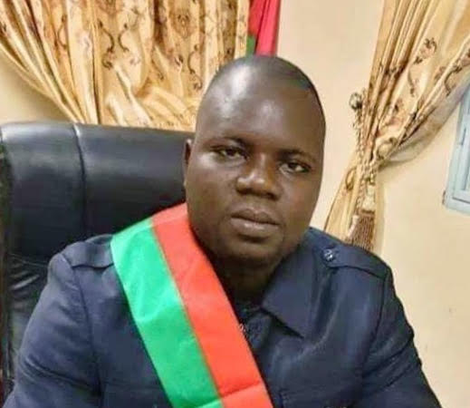 Le maire de Komsilga,Issouf Nikiema candidat tete de liste UPC dans la province du Kadiogo
