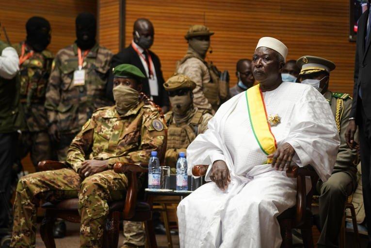 Mali:''L'argent public est sacré, je ferai tout pour qu'il n'y est plus d'impunité''(Président de la transition)