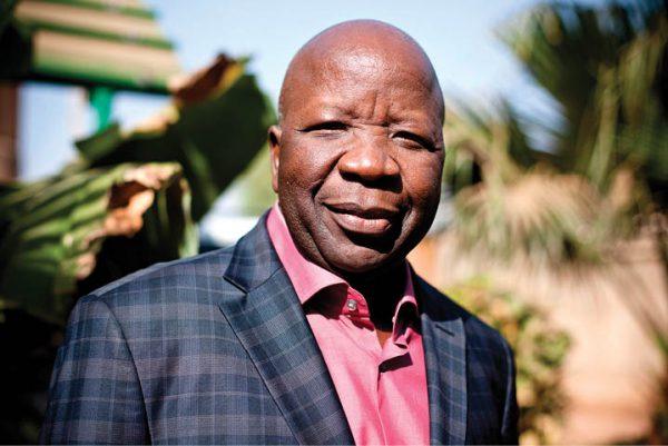 Simon Compaoré,President du MPP et directeur national de la campagne de Roch Kabore
