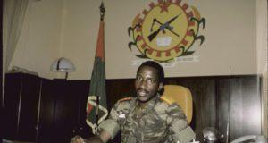 Thomas Sankara, le père de la révolution Burkinabè