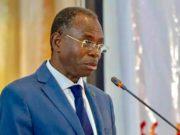 Clement Sawadogo,directeur de cabinet et porte parole du candidat Roch Kabore
