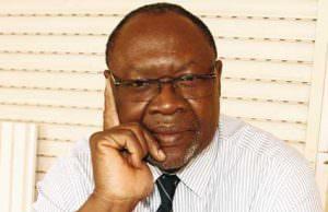 Dr Ablassé Ouédraogo, candidat à la présidentielle 2020