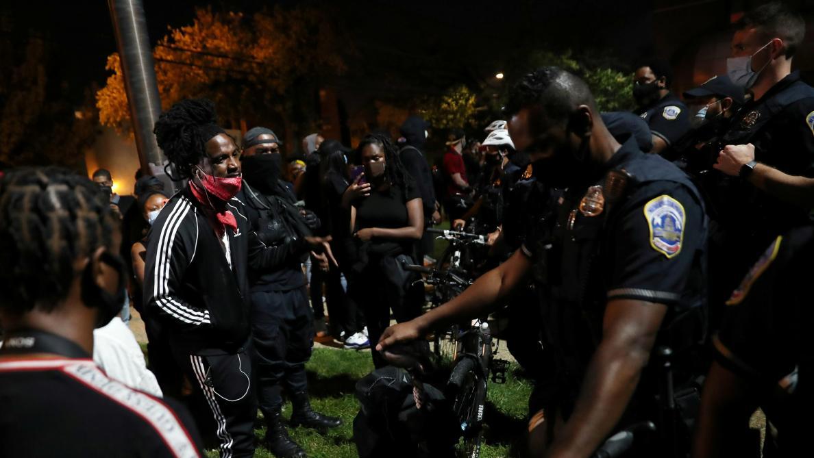Etats Unis : des policiers tuent à nouveau, un Afro-américain