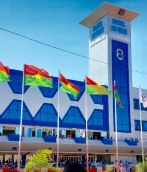 La mairie de Bobo Dioulasso réhabilitée