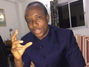 Me Prosper Farama avocat dans le dossier des victimes de l'insurrection