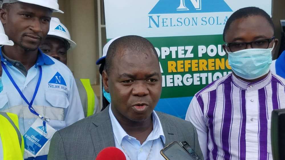 Promotion des énergies renouvelables : l'entreprise Nelson Solar s'installe à Bobo-Dioulasso