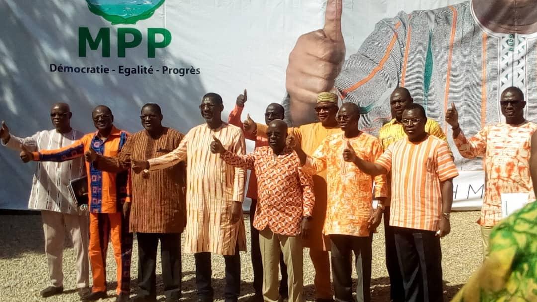 Présidentielle 2020: Le MPP présente un projet de société de plus de 19 mille milliards FCFA