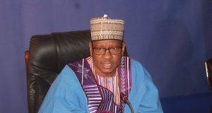 Newton Ahmed Barry Président de la CENI