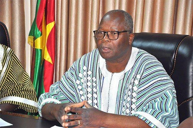 Campagne 2020: évitons les discours de nature à stigmatiser, à susciter la haine ou la défiance de l'autorité de l'Etat(Ministre Siméon Sawadogo)