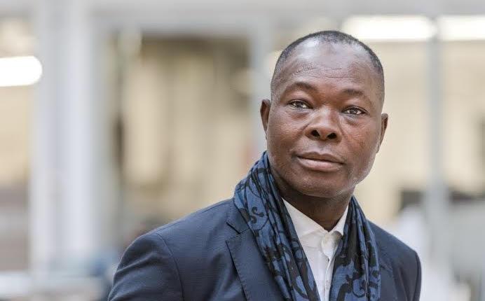Francis Kere,Chef de pool des architectes chargés de realiser le Mémorial Thomas Sankara