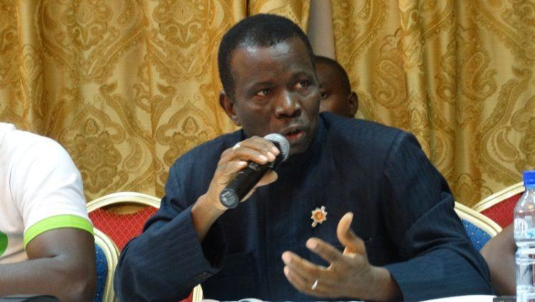 Adama Sosso,deuxième vice president de l'UPC,Directeur national de campagne