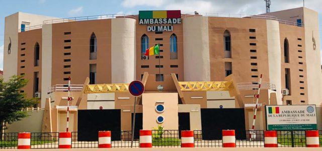 Ambassade du Mali au Burkina