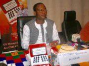 Bouraima Barry, auteur