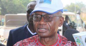 Claude Aimé Tassembedo,candidat indépendant à la présidentielle de 2020