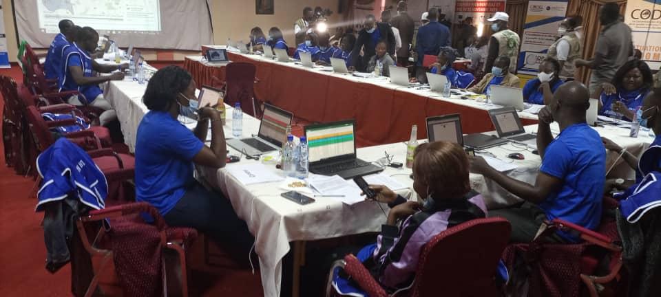 Burkina élections : La mission d'observation de la CEDEAO à la rencontre des cellules de veille électorale