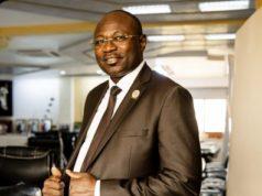 Eddie Komboigo, Président du CDP, Crédit Photo Jeune Afrique
