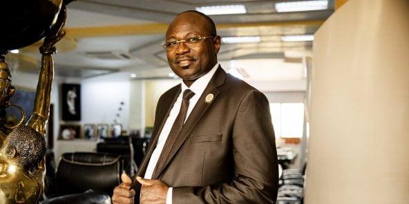 Politique: Le président du CDP Eddie Komboigo devient le chef de file de l'opposition politique burkinabè