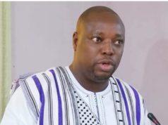 Mathias Tankoano,président du conseil supérieur de la communication (CSC)