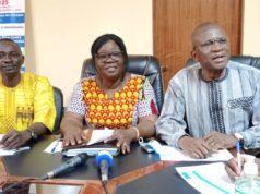 Dans une déclaration, Wanep à travers Lucienne Zoma, présidente du Groupe national de réponse électorale (GNRE) appelle le gouvernement à la sécurisation des citoyens et du processus électoral sur toute l'étendue du territoire national