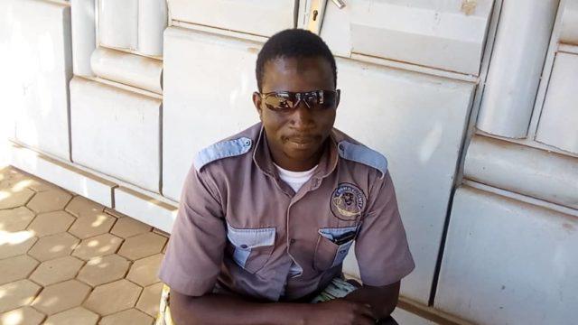 Ousmane Ouédraogo agent de sécurité,Libre info