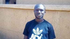 Felix Tougma, étudiant