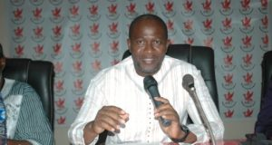 Me Ambroise Farama, candidat de l'OPA-BF à la présidentielle, promet une réforme profonde de l'éducation