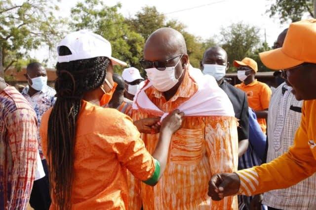 Burkina présidentielle : la CENI confirme le raz de marée orange