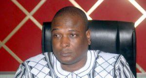 Saidou Maiga,Maire de Falagountou,directeur provincial de campagne MPP, province du Seno
