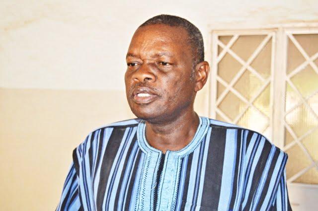 Médias: Siriki Dramé, le Secrétaire général du SYNATIC fait l'objet de menace de mort