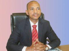 Tahirou Barry, candidat à la présidentielle du 22 novembre
