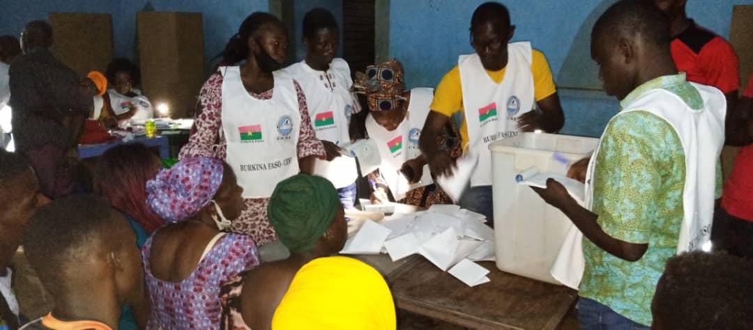 Burkina: contentieux des élections législatives, six recours enregistrés par le Conseil constitutionnel