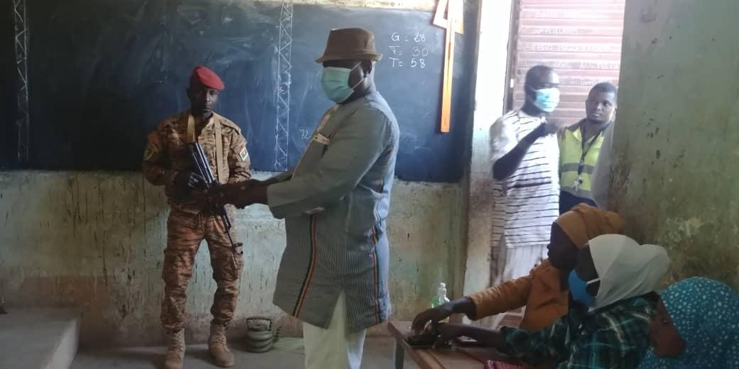 Burkina élections 2020 : les populations du Séno dans le Sahel, ont voté malgré l'insécurité