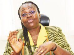 Zalissa Koumaré, directrice provinciale de la campagne NTD dans la province du Loroum