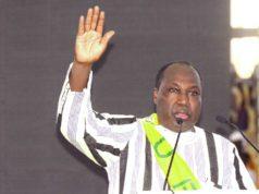 Zéphirin Diabré candidat de l'UPC à la présidentielle du 22 novembre 2020