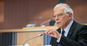 Haut Représentant/Vice-Président de l'union européenne Josep Borrell
