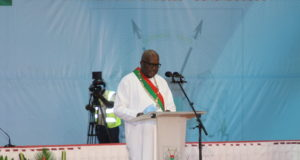 Investiture Roch Kaboré, réconciliation nationale