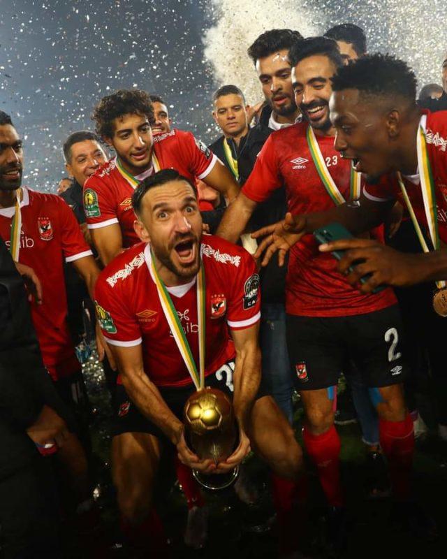 """Coupe d'Egypte: Le club """"Al Ahly"""" remporte le 37e trophée"""