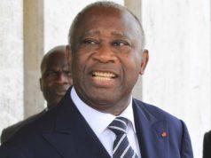 L'ancien Président ivoirien Laurent Gbagbo