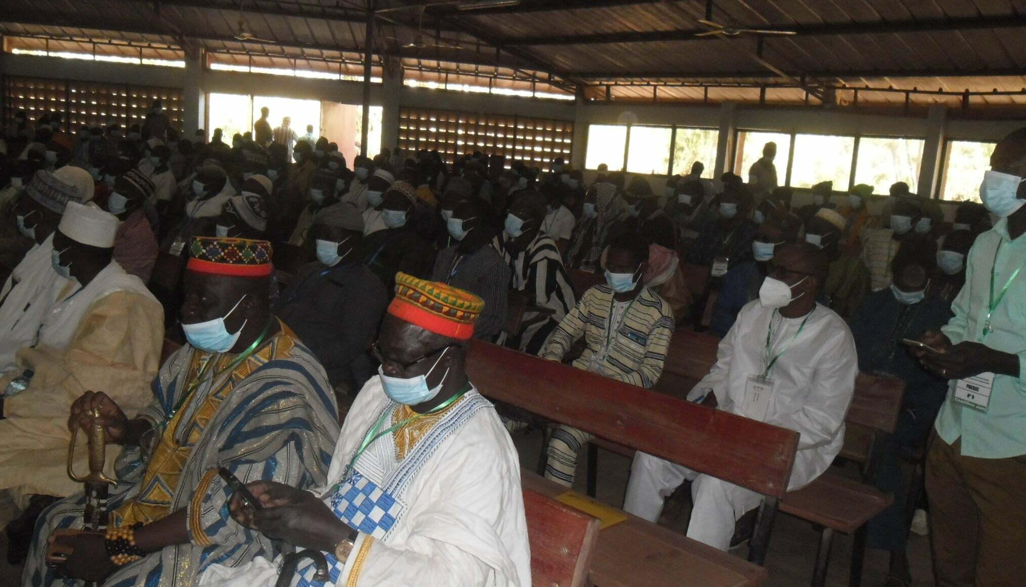 Vivre-ensemble, coalition Jam,Fada N'gourma, région de l'est, cohésion sociale